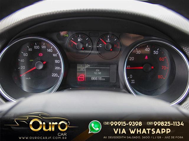 Fiat Bravo ESSENCE 1.8 Flex 16V 5p 2015/2016