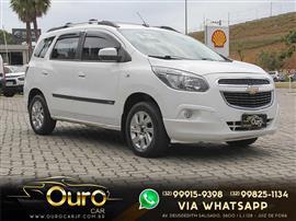 Chevrolet SPIN LTZ 1.8 8V Econo.Flex 5p Aut. 2013/2013
