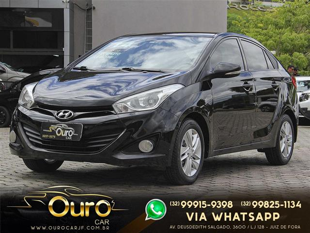 Hyundai HB20S Premium 1.6 Flex 16V Mec. 4p 2013/2014