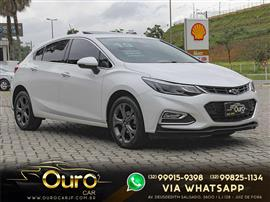 Chevrolet CRUZE LTZ 1.4 16V Turbo Flex 4p Aut. 2019/2019