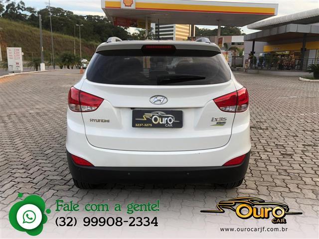 Hyundai ix35 GLS 2.0 16V 2WD Flex Aut. 2016/2016