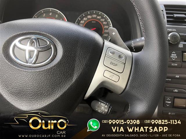 Toyota Corolla XEi 2.0 Flex 16V Aut. 2013/2013