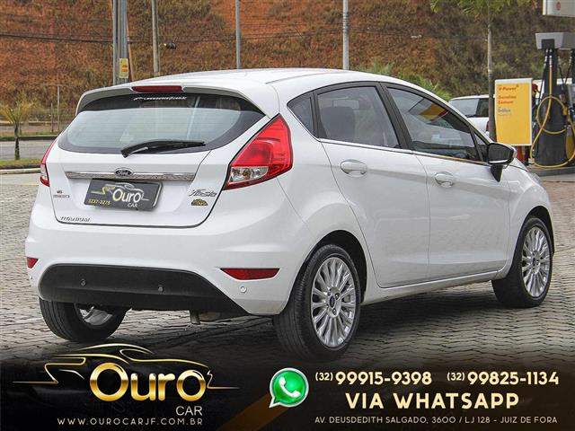 Ford Fiesta TIT.TIT.Plus 1.6 16V Flex Aut. 2013/2014
