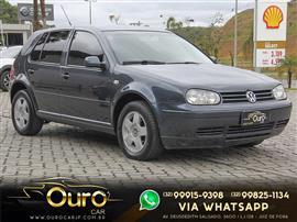 VolksWagen Golf 1.6Mi 1.6Mi Gener.Black & Silver 2002/2002