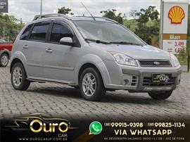 Ford Fiesta TRAIL 1.6 8V Flex 5p 2008/2008