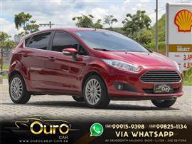 Ford Fiesta TIT./TIT.Plus 1.6 16V Flex Aut. 2014/2015