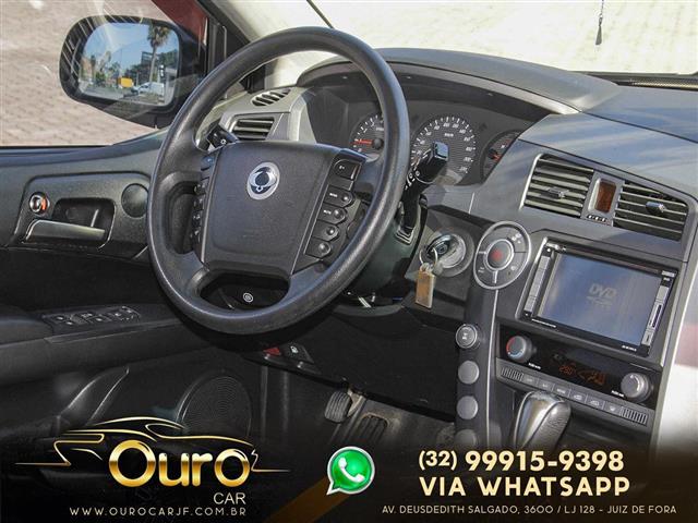 SSANGYONG Kyron 2.0 16V 141cv  TDI Diesel Aut. 2010/2010