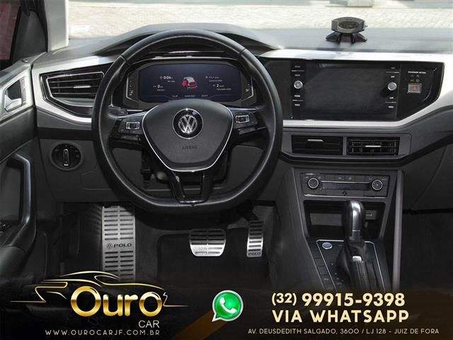 VolksWagen Polo Highline 200 TSI 1.0 Flex 12V Aut. 2018/2018