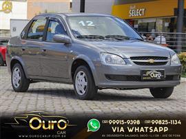 Chevrolet Classic Life/LS 1.0 VHC FlexP. 4p 2011/2012