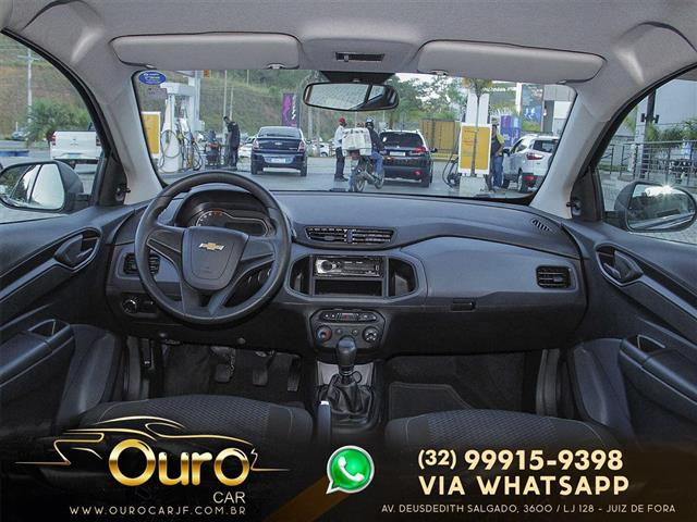 Chevrolet ONIX Hatch 1.0 12V Flex Manual 2020/2020