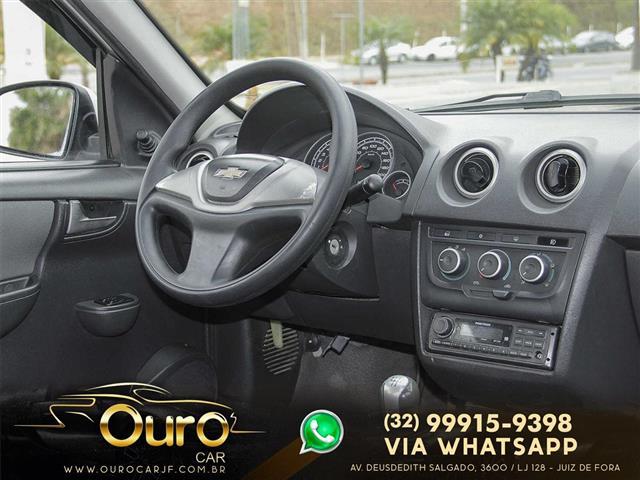 Chevrolet Celta Spirit/ LT 1.0 MPFI 8V FlexP. 5p 2012/2013