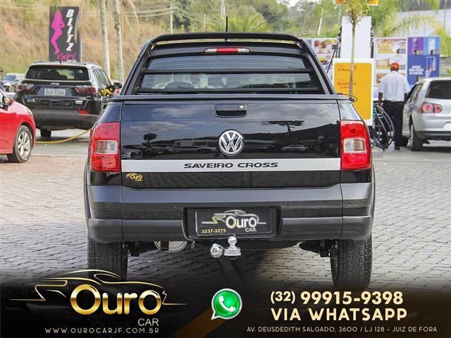 VolksWagen Saveiro CROSS 1.6 T.Flex 16V CD 2016/2016