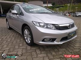 Honda Civic Sedan LXR 2.0 Flexone 16V Aut. 4p 2013/2014