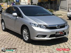 Honda Civic Sedan LXR 2.0 Flexone 16V Aut. 4p 2014/2014