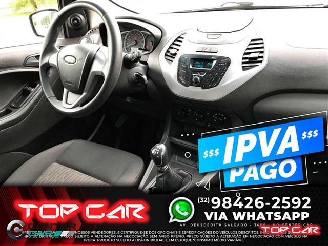Ford KA 1.0 SE/SE Plus TiVCT Flex 5p 2018/2019