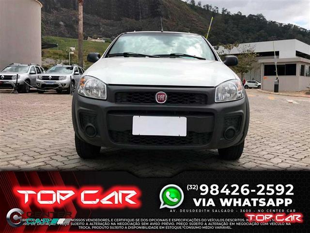 Fiat Strada Working 1.4 mpi Fire Flex 8V CS 2019/2020