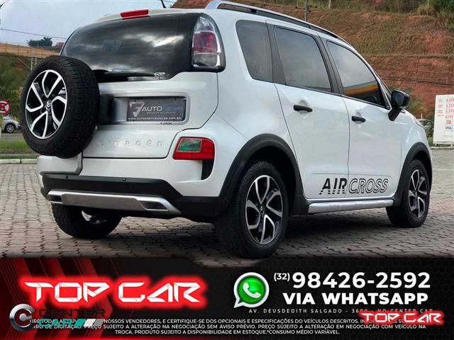 Citroën AIRCROSS GLX 1.6 Flex 16V 5p Aut. 2014/2014