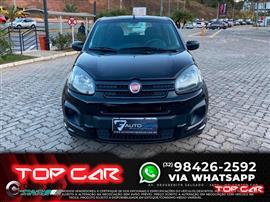 Fiat Uno ATTRACTIVE 1.0 Fire Flex 8V 5p 2019/2019