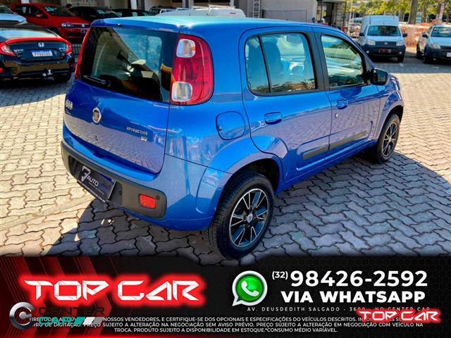 Fiat Uno ATTRACTIVE 1.4 EVO Fire Flex 8V 4p 2011/2011