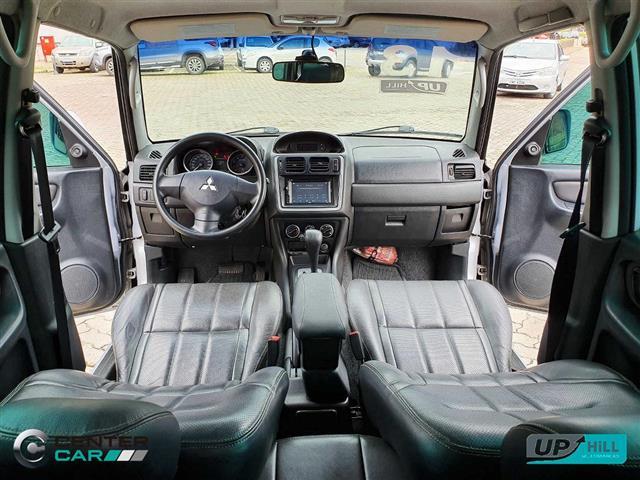 Mitsubishi Pajero TR4 2.0 Flex 16V 4X2 Aut. 2012/2013