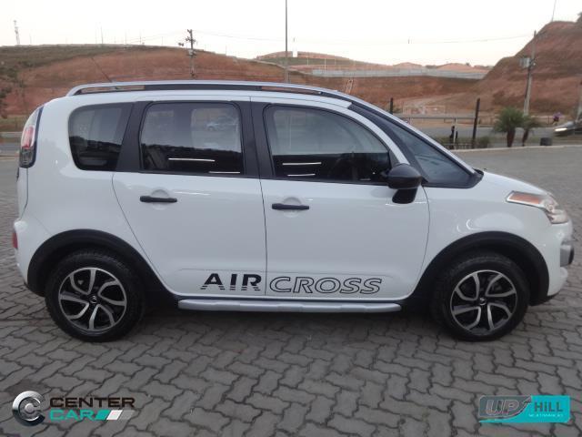 Citroën AIRCROSS GLX 1.6 Flex 16V 5p Mec. 2010/2011