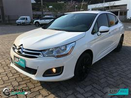 Citroën C4 LOUNGE Tendance 2.0 Flex 4p Aut. 2014/2014