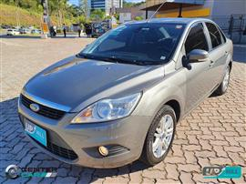 Ford Focus Sedan 2.0 16V/2.0 16V Flex 4p Aut. 2011/2012