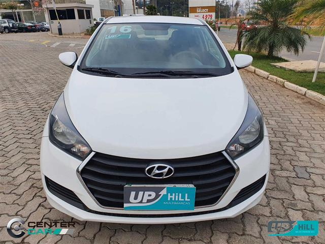 Hyundai HB20 Comf./C.Plus/C.Style 1.0 Flex 12V 2015/2016