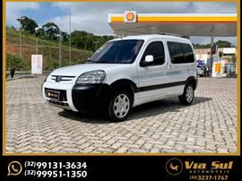 Peugeot Partner VAN ESCAPADE 1.6 Flex 16V 5p 2011/2012
