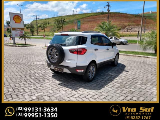 Ford EcoSport FREESTYLE 1.6 16V Flex 5p 2014/2015