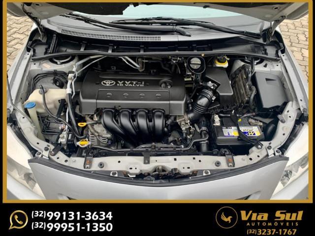 Toyota Corolla XEi 1.8/1.8 Flex 16V Aut. 2009/2009