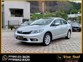 Honda Civic Sed. LXL/ LXL SE 1.8 Flex 16V Aut. 2012/2012