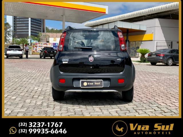 Fiat Uno WAY Celeb. 1.0 EVO Fire Flex 8V 5p 2011/2012