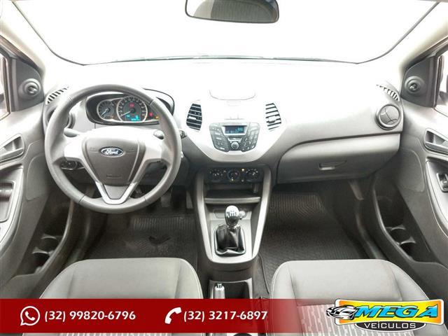 Ford KA 1.0 SE TiVCT Flex 5p 2017/2018