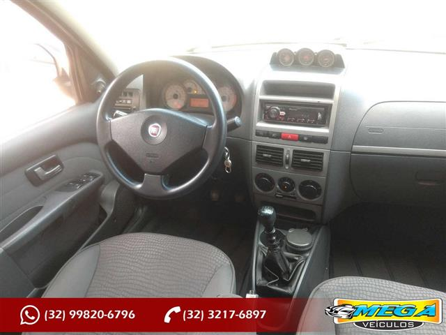 Fiat Palio Weekend Adventure LOCKER 1.8 e-Tork Flex 2010/2011