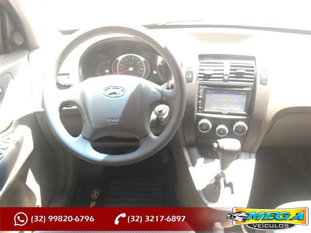 Hyundai Tucson 2.0 16V Aut. 2008/2009