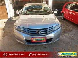 Honda CITY Sedan LX 1.5 Flex 16V 4p Aut. 2010/2010