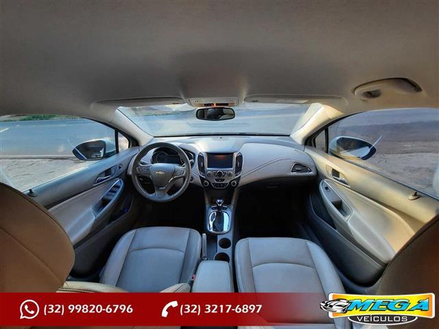 Chevrolet CRUZE LTZ 1.4 16V Turbo Flex 4p Aut. 2016/2017