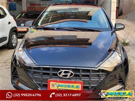 Hyundai HB20 1.0 Sense 12v Flex Manual 2020/2021