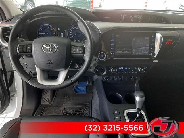 Toyota Hilux CD SRV 4x4 2.8 TDI Diesel Aut. 2019/2020
