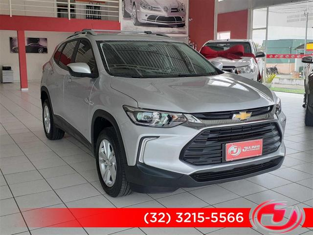 Chevrolet TRACKER LT 1.0 Turbo 12V Flex Aut. 2020/2021