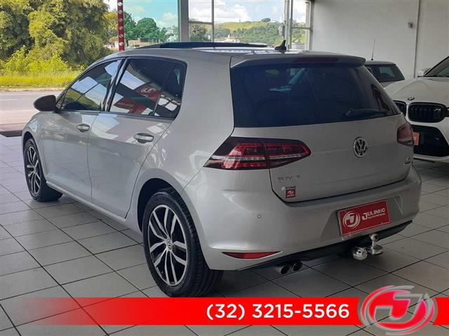 VolksWagen Golf Highline 1.4 TSI Total Flex Aut. 2016/2016