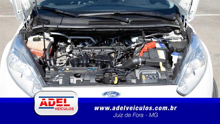 Ford Fiesta TIT.TIT.Plus 1.6 16V Flex Aut. 2016/2015