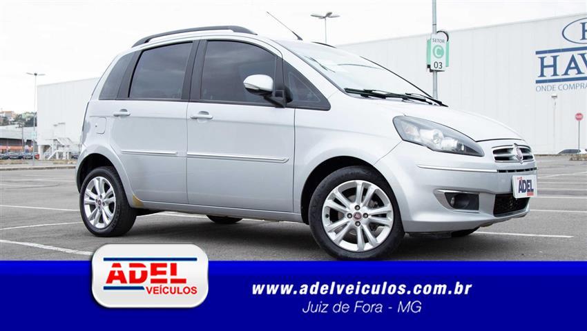 Fiat Idea ESSENCE Dualogic 1.6 Flex 16V 5p 2015/2015