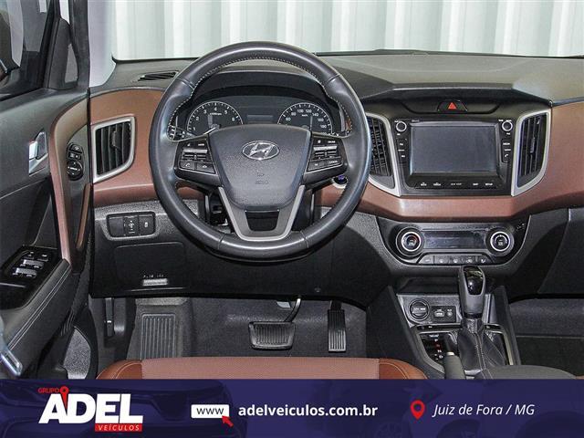 Hyundai Creta Prestige 2.0 16V Flex Aut. 2017/2018