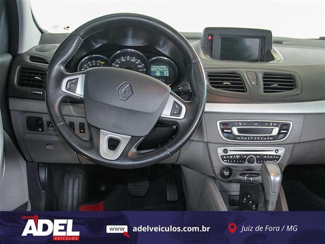 Renault FLUENCE Sedan Privilège 2.0 16V FLEX Aut 2012/2013