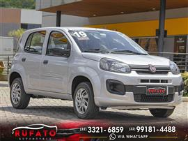 Fiat Uno ATTRACTIVE 1.0 Fire Flex 8V 5p 2018/2019