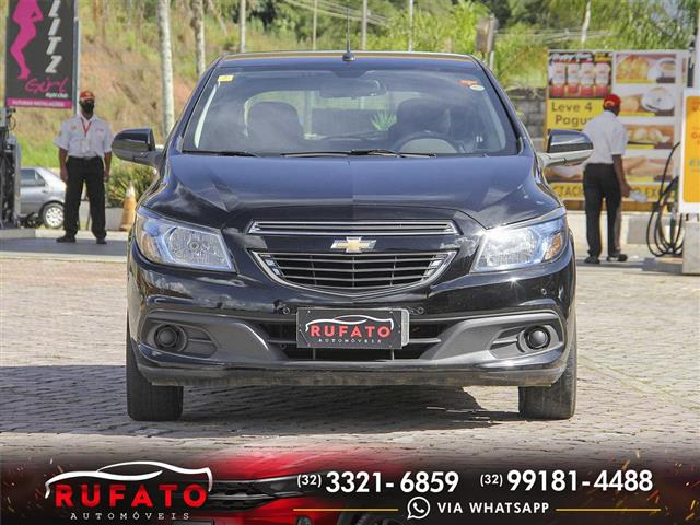 Chevrolet ONIX HATCH LT 1.4 8V FlexPower 5p Mec. 2015/2015