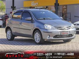Toyota ETIOS XLS 1.5 Flex 16V 5p Mec. 2013/2014