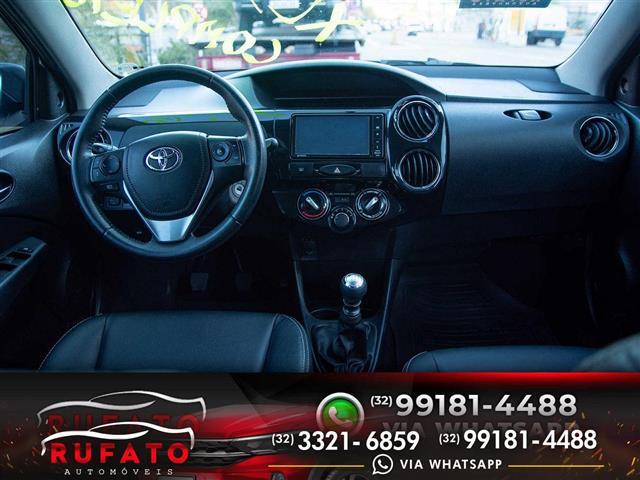 Toyota ETIOS XLS 1.5 Flex 16V 5p Mec. 2016/2017